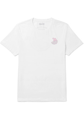 Carioca Surf Club Printed Cotton-jersey T-shirt