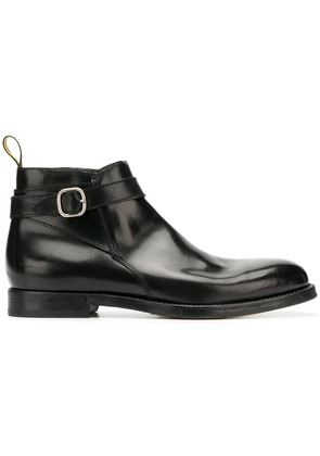 Doucal's ankle boots - Black