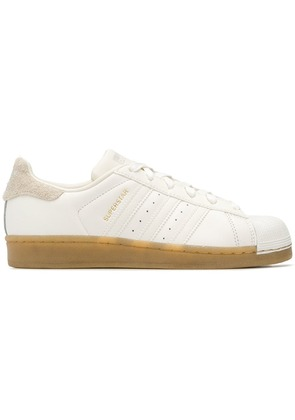 Adidas ADIDAS B37147 WHITE Leather/Leather/Rubber