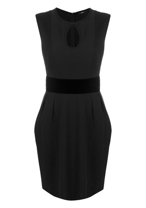 Diesel D-Kelsey dress - Black