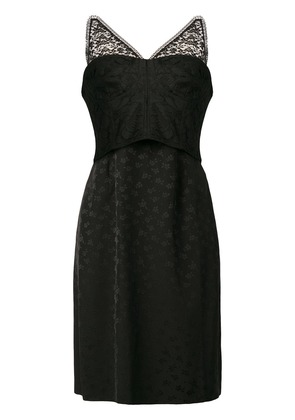 Stella McCartney lace details dress - Black