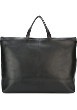 Isaac Reina square holdall - Black