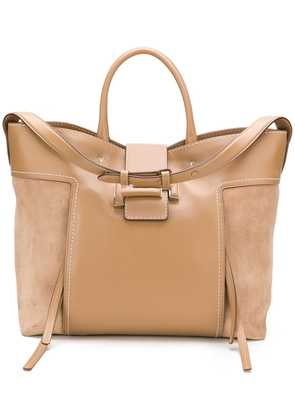 Tod's Double T tote bag - Neutrals