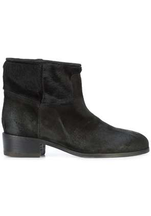 Chuckies New York Pony ankle boots - Black