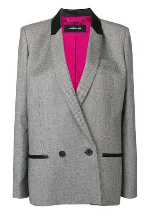 Barbara Bui double breasted blazer - Grey