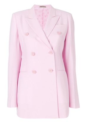 Bottega Veneta dragee wool jacket - Pink