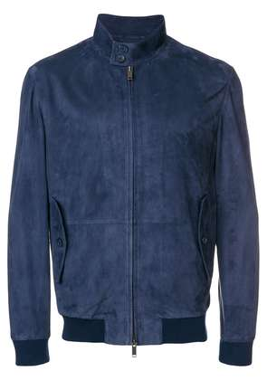 Desa 1972 Harrington jacket - Blue