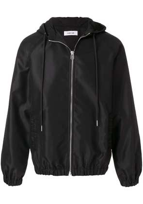 Helmut Lang hooded windbreaker - Black