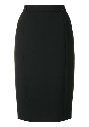Barbara Bui classic pencil skirt - Black