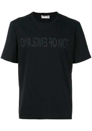 Helmut Lang Tom of England T-shirt - Black