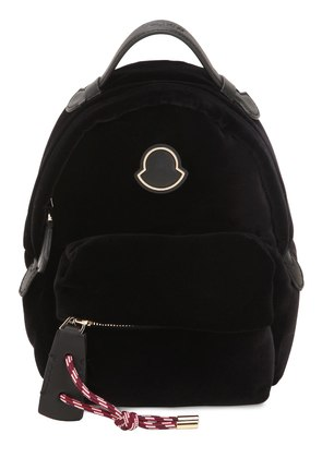 JUNIPER VELOUR BACKPACK