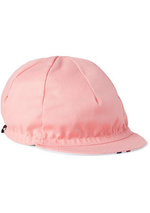 Cafe du Cycliste - Printed Twill Cycling Cap - Pink