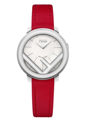 Fendi F logo watch - Red