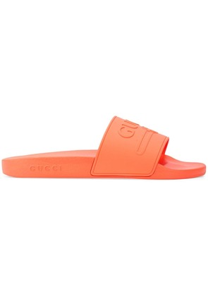 Gucci slides - Orange