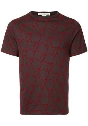 Golden Goose Deluxe Brand star print T-shirt - Red