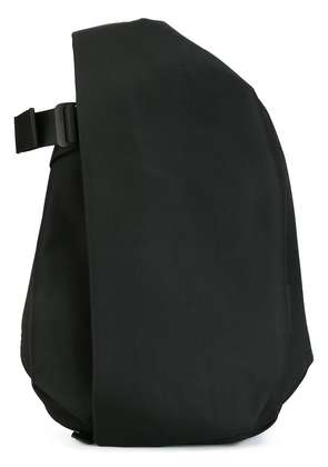 Côte & Ciel medium flat front backpack - Black