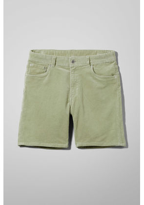 Lucas Corduroy Shorts - Green