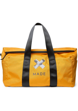 Best Made Company - Sws Cordura Duffle Bag - Yellow