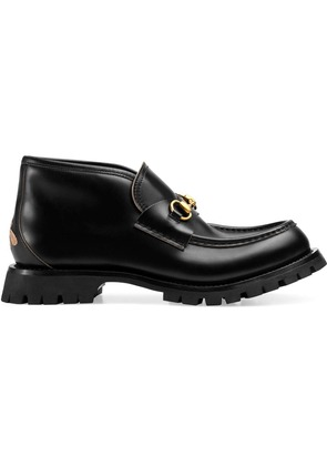 Gucci Leather ankle boot - Black