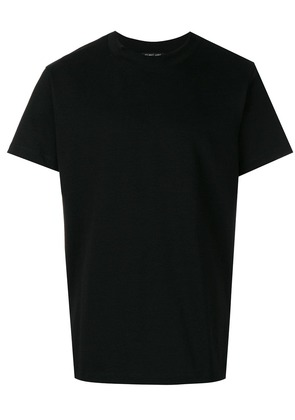 Helmut Lang classic fitted T-shirt - Black