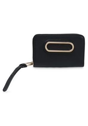 See By Chloé Woman Leather Wallet Black Size -