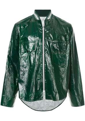 Golden Goose Deluxe Brand Jordan shirt jacket - Green