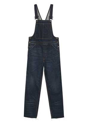 Burberry denim overalls - Blue