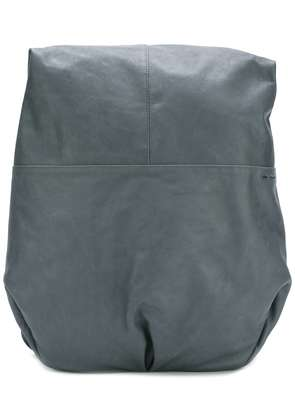 Côte & Ciel asymmetric backpack - Grey