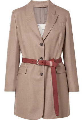 Giuliva Heritage Collection - Karen Wool Blazer - Beige
