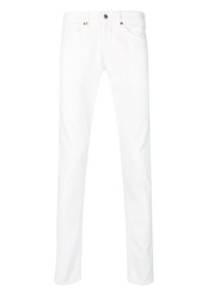 Dondup slim-fit jeans - White