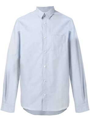 A.P.C. long sleeve shirt - Blue