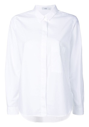 Closed classic fitted shirt - White
