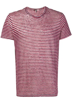 Isabel Marant striped T-shirt - Red