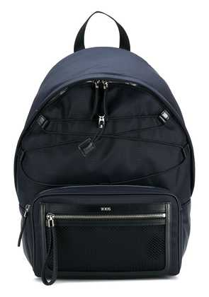 Tod's Multi backpack - Blue