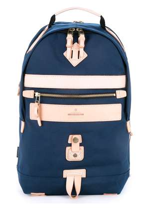 As2ov Attachment day pack - Blue