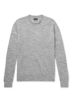 Donegal-knit Sweater