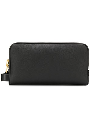 Tom Ford double-zip toiletry bag - Black