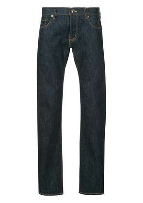 Addict Clothes Japan slim boot-cut jeans - Blue