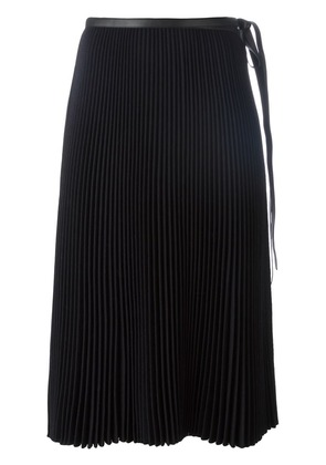Valentino pleated skirt - Blue