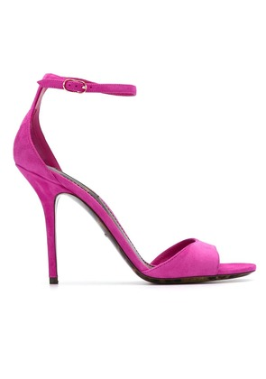 Dolce & Gabbana stiletto sandals - Pink