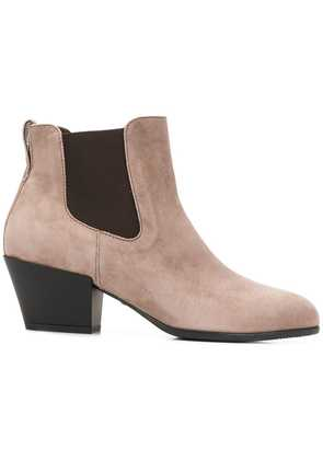 Hogan ankle boots - Grey