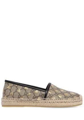 20MM PILAR GG SUPREME CANVAS ESPADRILLES