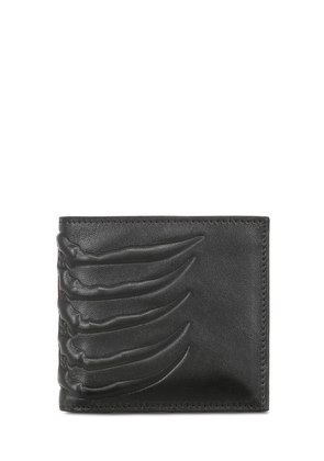 CLASSIC RIB CAGE BILLFOLD WALLET