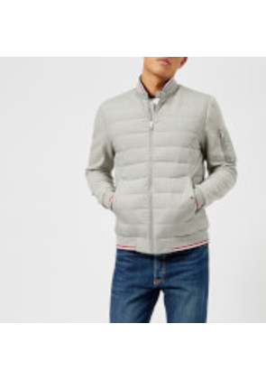 Polo Ralph Lauren Men's Hybrid Quilted Jacket - Andover Heather - XL - Grey