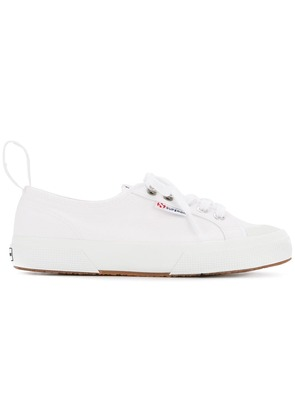 Alexa Chung lace-up sneakers - White