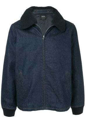 A.P.C. denim jacket - Blue