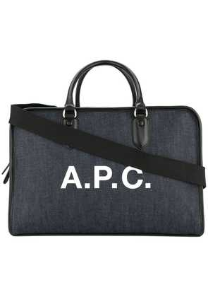 A.P.C. Paul bag - Black