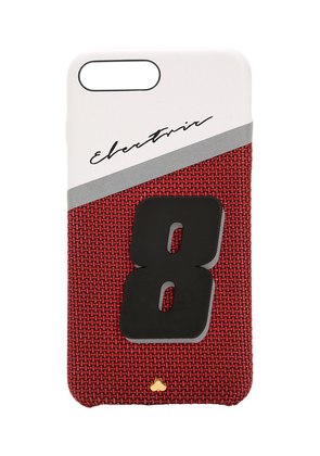 ELECTRIC 8 LEATHER IPHONE 7/8 PLUS COVER