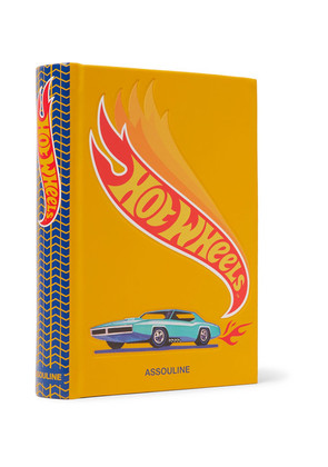 Hot Wheels Hardcover Book