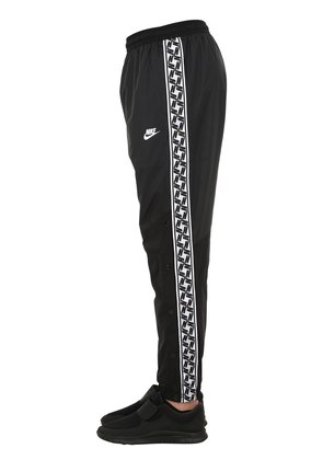 NSW TAPED PATCHWORK TRACK PANTS